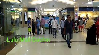 Lulu Mall Cochin on Vishu