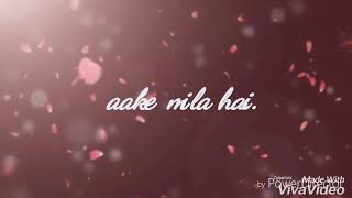 Whatsapl status video   latest song   love song   romantic song  