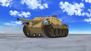 Girls und Panzer [AMV]- Attero Dominatus