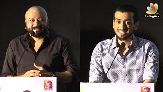Jayaram's son Kalidas first Tamil movie Audio Launch | Meen Kuzhambum Mann Paanaiyum