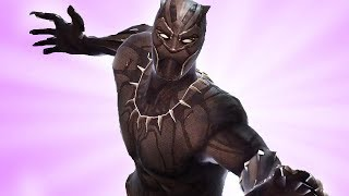 MARVEL: Future Fight - Black Panther Movie Uniform/Costume!