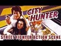 Download Video Download Jackie Chan: City Hunter (3/4) Street Fighter Action Scene (1993) HD 3GP MP4 FLV