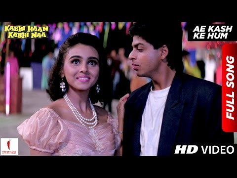 Xxx Mp4 Ae Kash Ke Hum HD Full Song Kabhi Haan Kabhi Naa Shah Rukh Khan Suchitra Krishnamurthy 3gp Sex