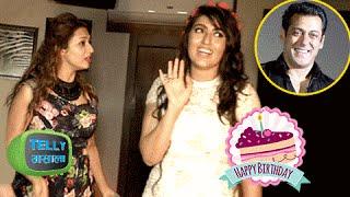 Shireen Mirza Wants Salman Khan as Her Birthday Gift   Interview
