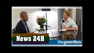 Barack obama tells prince harry: leaders must stop corroding civil discourse | News 24H