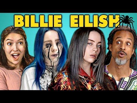 Xxx Mp4 Adults React To Billie Eilish 3gp Sex