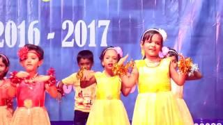 ohh hallelujah - Jana Alayra | | Kindergarten Children Dance | English Children song