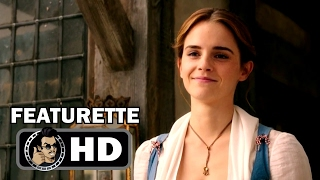 BEAUTY AND THE BEAST Featurette - Story and Characters (2017) Emma Watson Disney Movie HD
