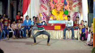 Blue eyes song dance Arjun machhi dabhoi