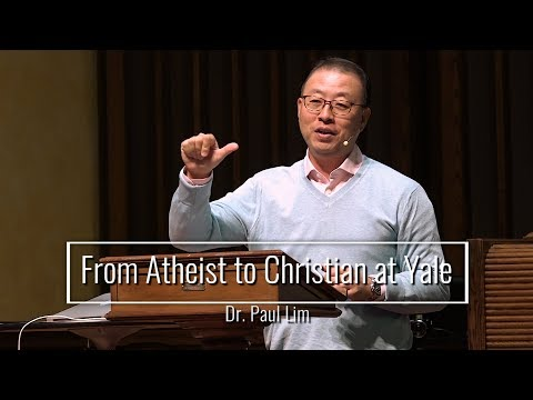 Xxx Mp4 From Atheist To Christian At Yale Dr Paul Lim 3gp Sex