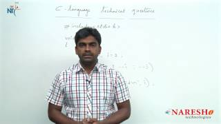 Conditional Operator | C Technical Interview Questions and Answers | Mr. Srinivas