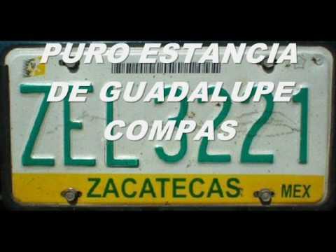 ESTANCIA DE GUADALUPE SOMBRERETE ZACATECAS FORTALEZA MUSICAL NINA COQUETA