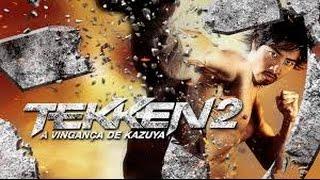 TEKKEN 2 - A Vingança de Kazuya Dublado Filme Completo