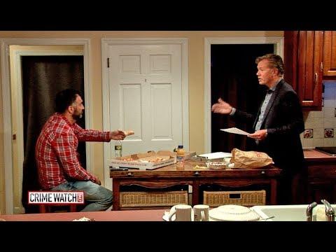 Man brings pizza to teen's house meets Chris Hansen instead