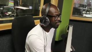 Usher Rejects Black Coffee's Song
