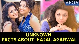 6 Interesting Facts About Kajal Agarwal You Might Have Never Known !
