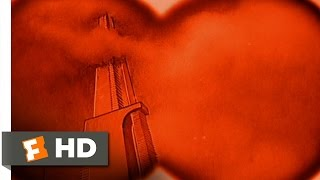The Angry Red Planet (7/10) Movie CLIP - Leviathan & The City (1959) HD