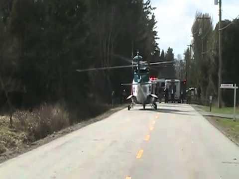 Medevac Helicopter Accident