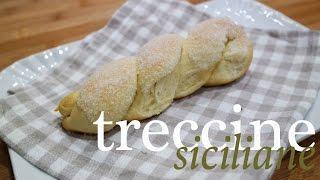 treccine siciliane   per merenda   CasaSuperStar