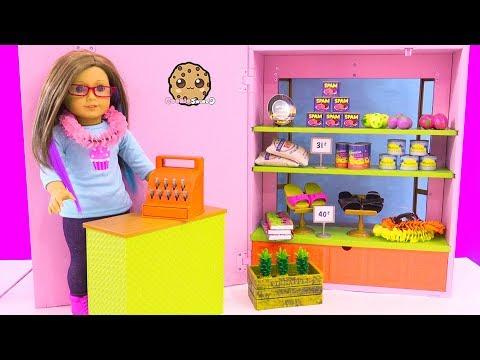 Xxx Mp4 American Girl Hawaiian Store Market Doll Shopping Toy Video Cookie Swirl 3gp Sex