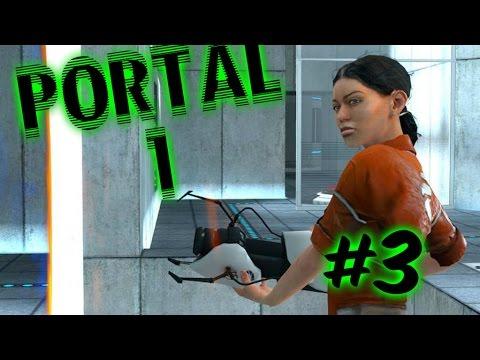 Portal 1 Walkthrough 3 Camaras 6 8