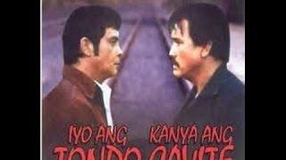 Pinoy Action Movies IYO ANG TONDO KANYA ANG CAVITE FPJ full movie