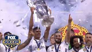 Real Madrid lift Champions League trophy second year in a row | FOX SOCCER