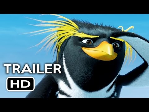 Surf s Up 2 WaveMania Official Trailer 1 2017 John Cena Animated Movie HD