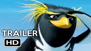Surf's Up 2: WaveMania Official Trailer #1 (2017) John Cena Animated Movie HD