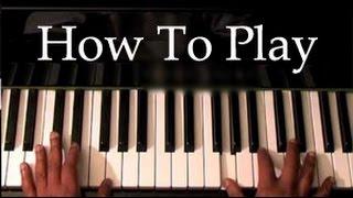 Tujhe Aksa Beach Ghuma Du (God Tussi Great Ho) Piano Tutorial ~ Piano Daddy
