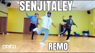 Senjitaley - Remo DANCE   ANIRUDH   Prito Choreography & Mix