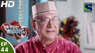 Ek Rishta Saajhedari Ka - एक रिश्ता साझेदारी का - Episode 44 - 6th October, 2016