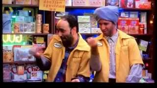 1997 Booty Call movie liquor store scene.