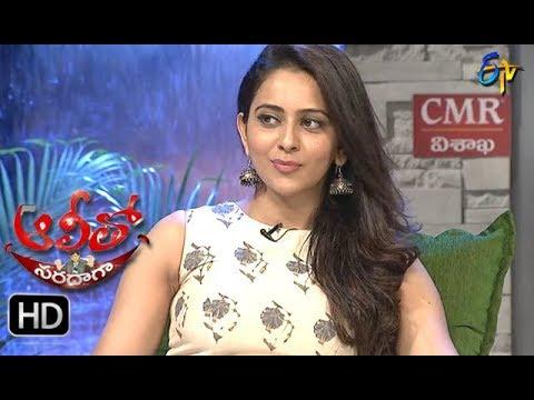 Xxx Mp4 Alitho Saradaga 14th August 2017 Rakul Preet Singh Full Episode ETV Telugu 3gp Sex