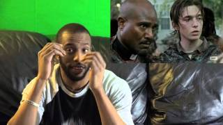 """REACTION to The Walking Dead Season 6 Episode 9 """"NO WAY OUT"""" 