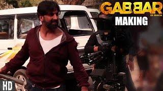 The making of Gabbar Ki Badmaashi! Starring Akshay Kumar & Shruti Haasan ! In Cinemas Now