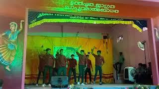 S. H. S. S pallikurup Dance +2