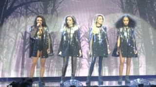 Little Mix - Secret Love Song, Pt  II - Get Weird Tour - at the BIC, Bournemouth on 15/03/2016
