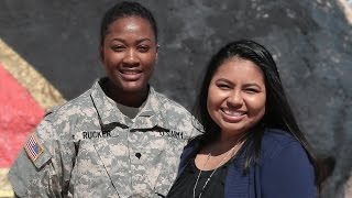 Lesbian Army Wives