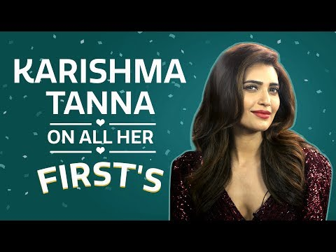 Xxx Mp4 Karishma Tanna On All Her Firsts S01E03 My First Time Bollywood Fashion Pinkvilla 3gp Sex