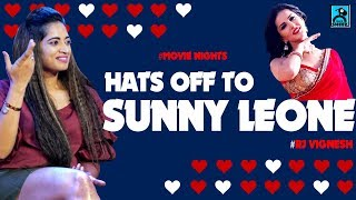 Hats Off To Sunny Leone - Mashoom Shankar | Nagesh Thiraiyarangam | Movie Nights | Black Sheep