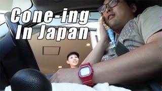 Cone-ing In Japan (Prank)