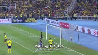 Liga Super 2014: Pahang 3-2 Johor DT (7/2/14)