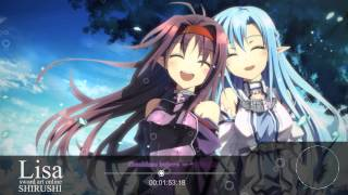 Nightcore - Sword Art Online 2 ED 3 - Shirushi : Lisa [ シルシ]