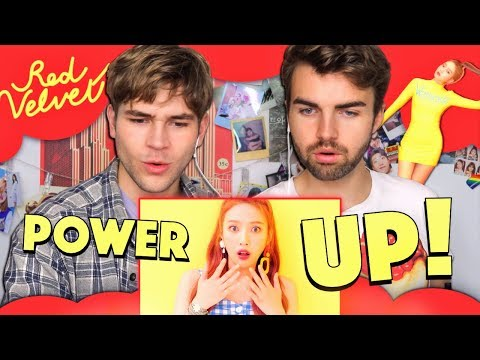 Red Velvet 레드벨벳 'Power Up' MV Reaction!! (is this their BEST yet???)