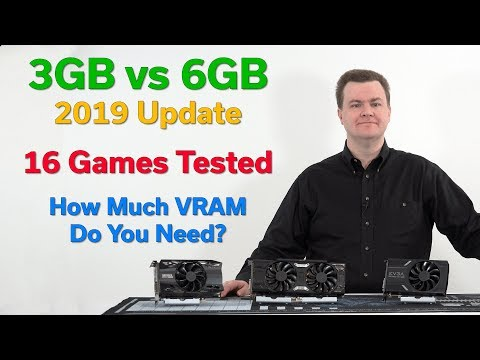 Xxx Mp4 GTX 1060 3GB Vs 6GB — 2019 Update — How Much VRAM Do You Need 3gp Sex