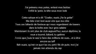 Gradur-Terrasser (Paroles/Lyrics) HD