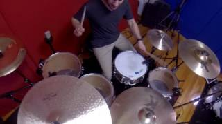 Heart Like Heaven (Live) - Hillsong Worship [Drum Cover] - Sal Arnita