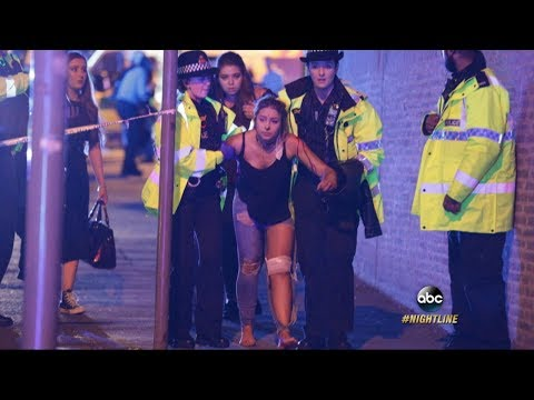 Ariana Grande concert bombing in Manchester   Explosion kills at least 19