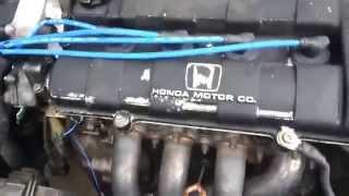 89 Honda Civic Dohc Swap Problem